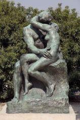 Le baiser, Auguste Rodin